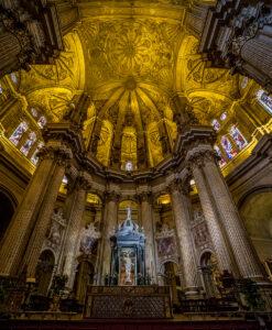 Interiores de Iglesias