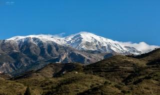 Sierra Tejeda Nevada