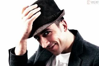 "Juan Dima Sesion Para disco ""Siempre Mas"""