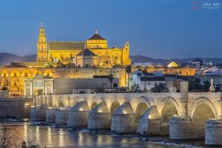 Puente y Mezquita de Córdoba