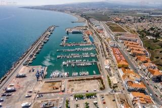 Imágenes aéreas de Caleta de Vélez (Puerto)