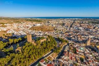 Imágenes aéreas de Velez-Malaga
