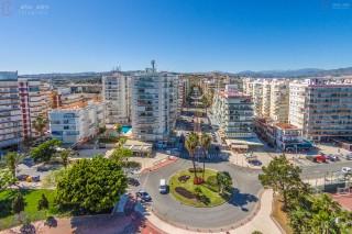 Imágenes aéreas de Torre del Mar