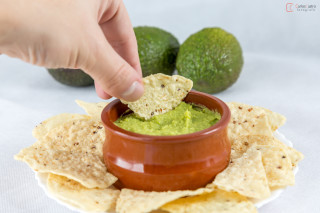 Probando el Guacamole