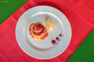 Plato del Restaurante Vintash (Torre del Mar)