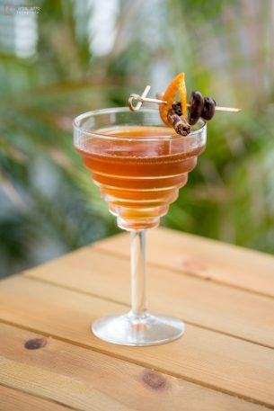 Cocktail de Victor Varela para el periódico Agro