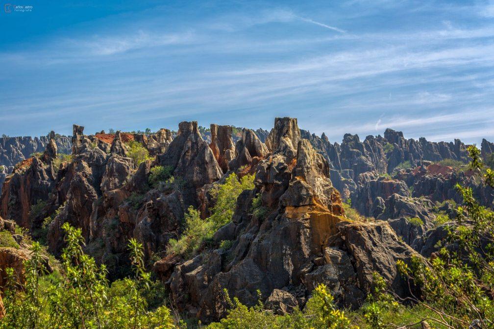 Resultado de imagen de cerro del hierro sevilla