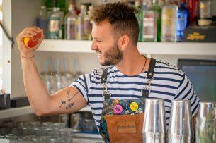 Barman Victor Varela
