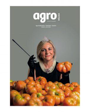 Portada de AGRO con Leonor García-Agua