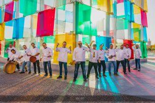 Los mejores cocineros de Málaga Juntos en el Pompidou